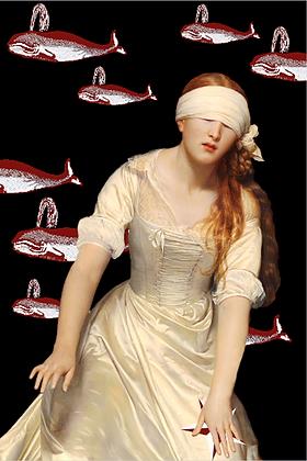 Carte postale - Jane Grey