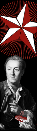Marque-page Denis Diderot