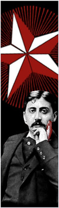 Marque-page - Marcel Proust