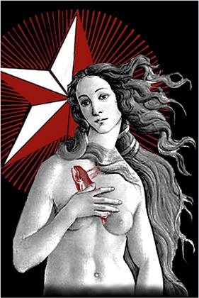 Carte postale - Simonetta Vespucci