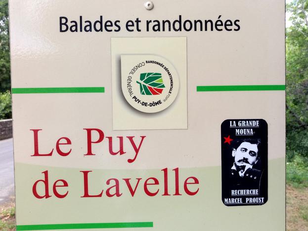 Le Puy de Lavelle