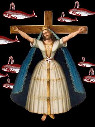 Sainte Wilgeforte