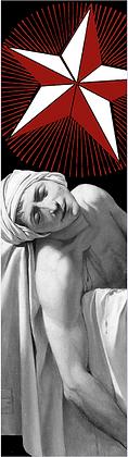 Marque-page - Mort de Marat