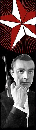Marque-page - James Bond