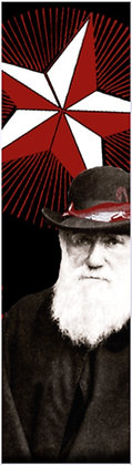 Marque-page Charles Darwin