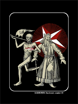 Tirage photo - Danse des morts