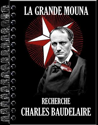 Carnet de notes - Charles Baudelaire