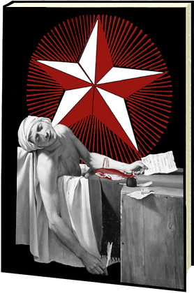 Carnet relié - Mort de Marat