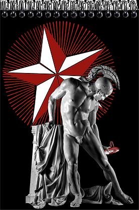 Carnet de dessins - Achille