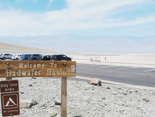 Bassin Badwater
