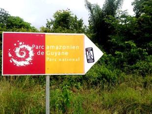 Parc amazonien
