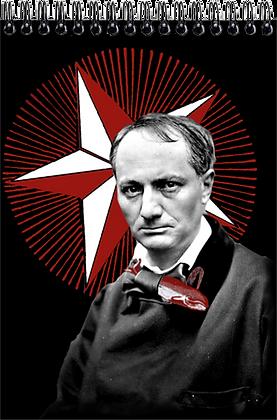 Carnet de dessins - Charles Baudelaire