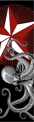 Marque-page - Octopus