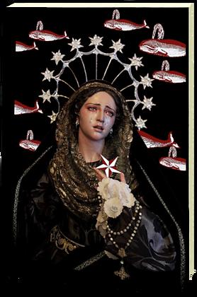 Carnet relié - Virgen dolorosa