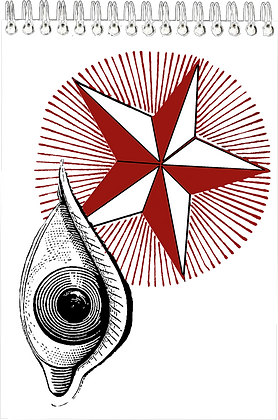 Carnet de dessins - Oculus