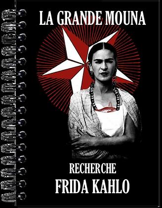 Carnet de notes - Frida Kahlo