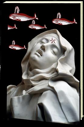Carnet relié - Sainte Thérèse