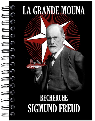 Carnet de notes - Sigmund Freud