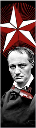 Marque-page - Charles Baudelaire