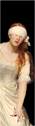 Marque-page - Jane Grey