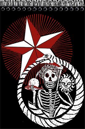 Carnet de dessins - Ouroboros