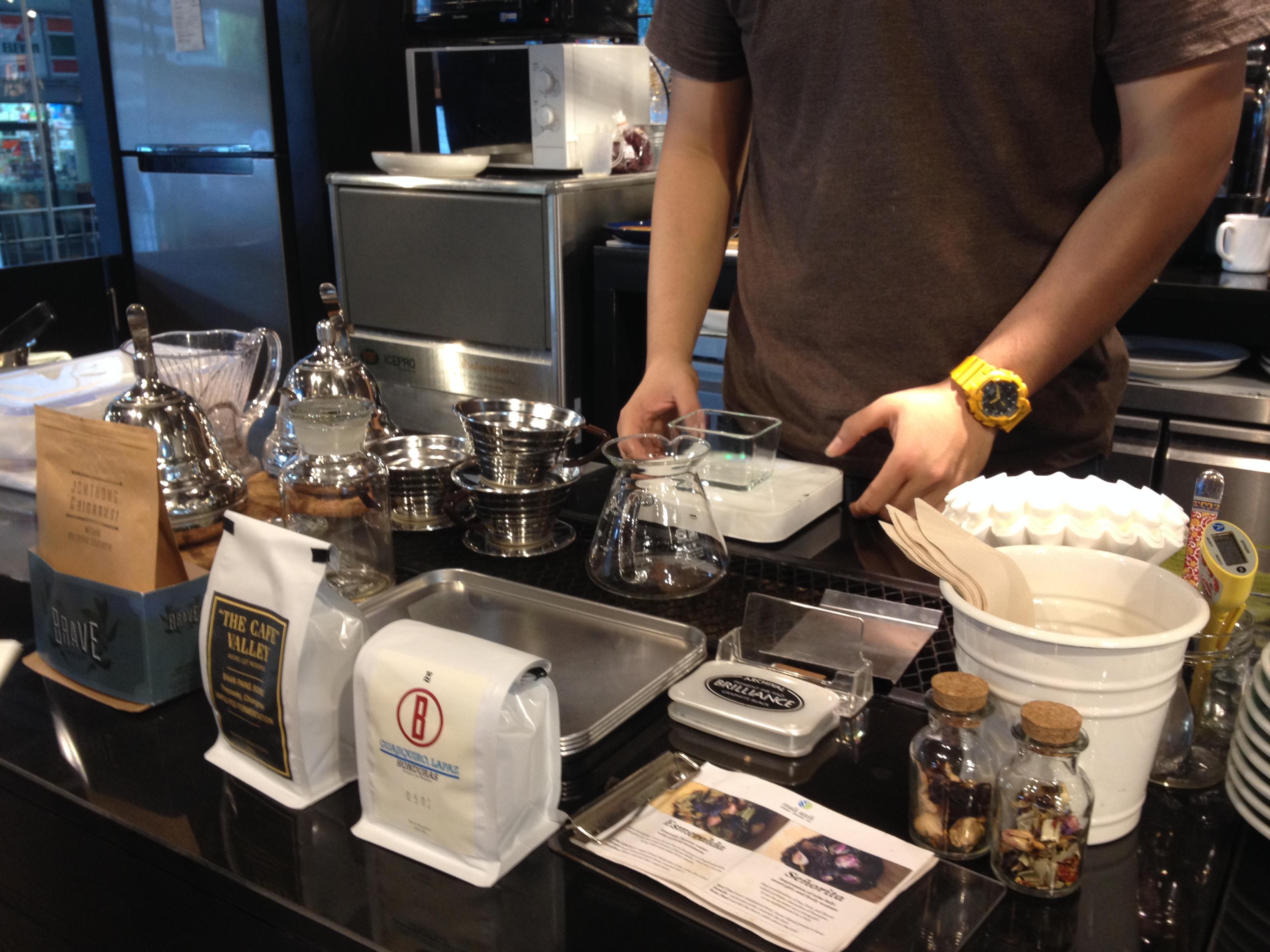 I+D Style Cafe x Brave Roasters