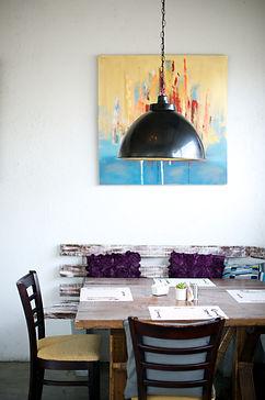 Dining room in Cebu City