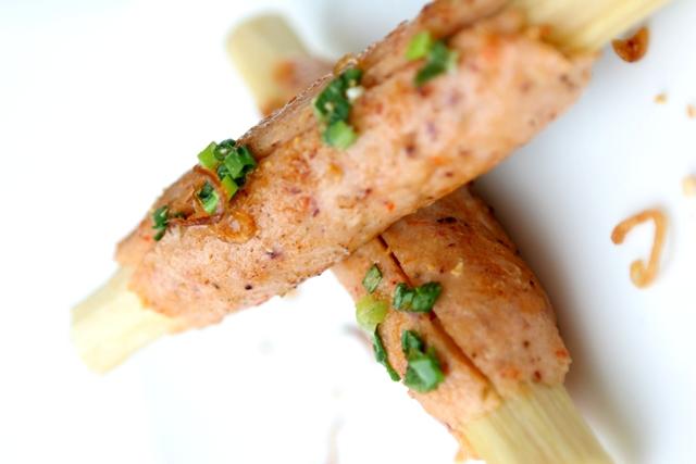 Grilled Shrimp Paste