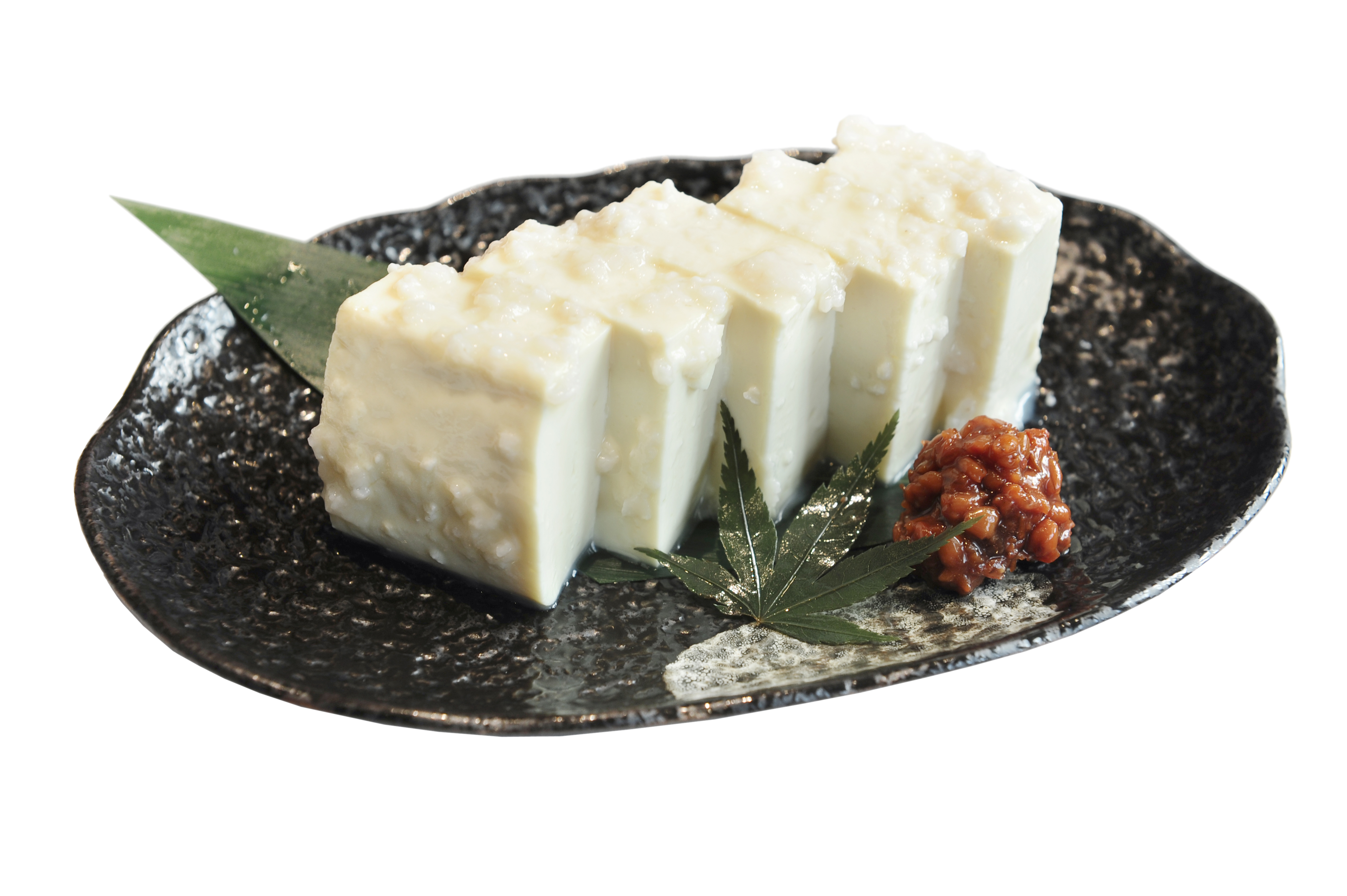 Cold Tofu with Salted Rice Malt