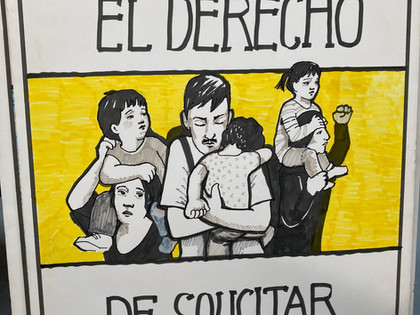 Encounters at the Border #4 – The Lesson of Los Trastes: Always Support the Bottom