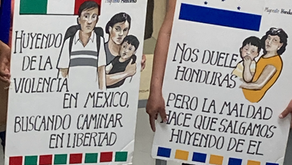 Encounters at the Border #3 –  A Child is Knocking at Our Door