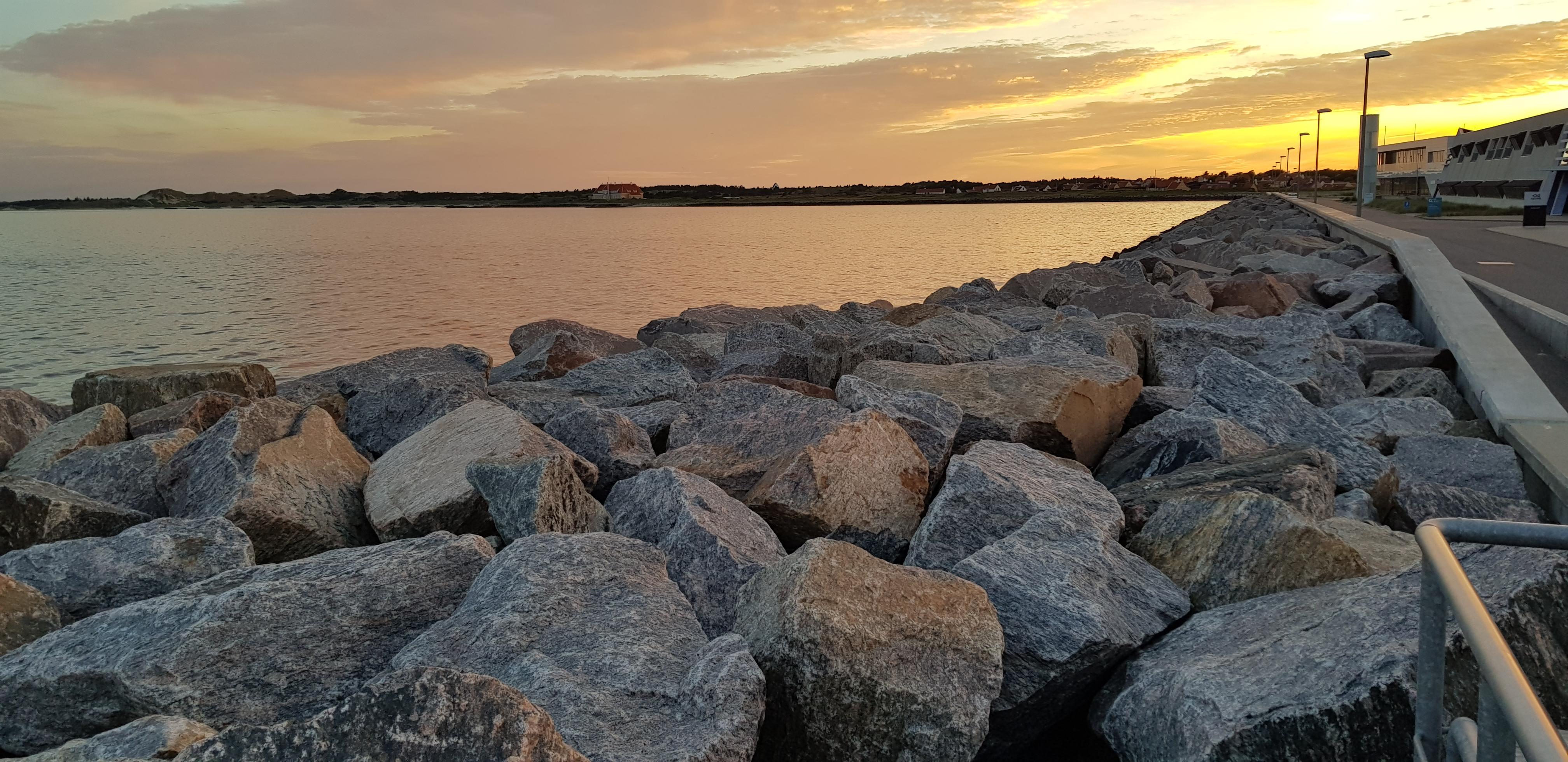 Molen ved Skagen Havn