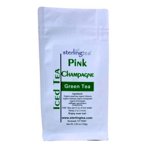 Pink Champagne Iced Tea (case of 6)