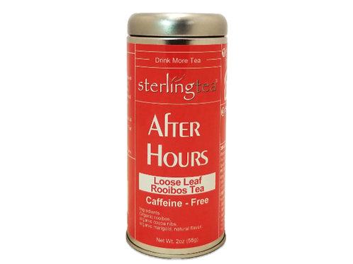 After Hours Loose Leaf Tea Tin (12 pack case)