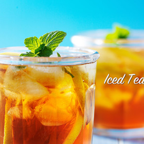 Cold Brew Iced Tea!