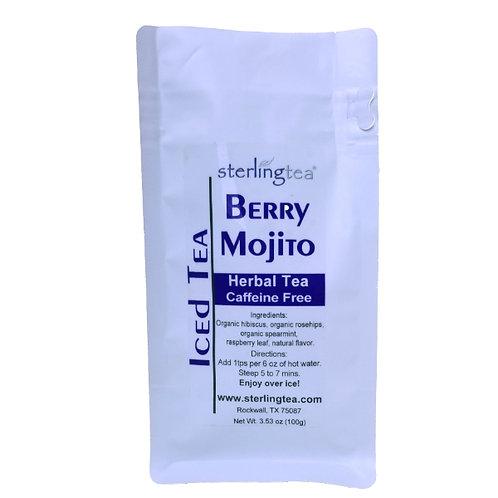 Berry Mojito Iced Tea (Caffeine Free) case of 6