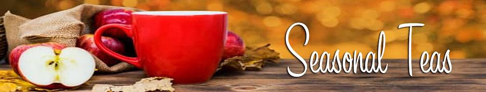 Sterling Tea Seasonal Tea Blends