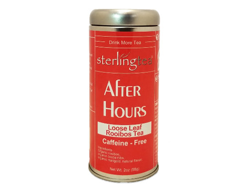 After Hours Loose Leaf Tea Tin