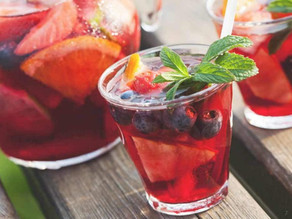 Beat the Heat with Iced Tea Sangria!