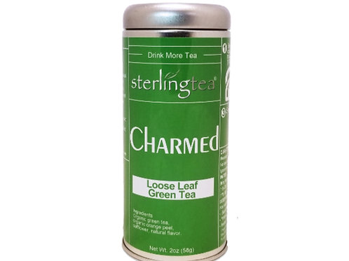 Charmed Loose Leaf Tea Tin
