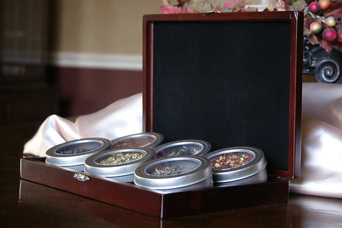 Pick Your Teas Exquisite Tea Chest