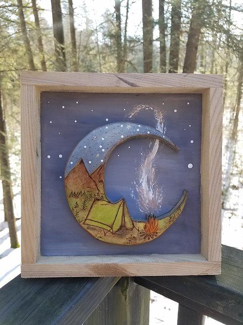 Camping Moon