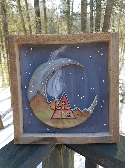 A Frame Moon