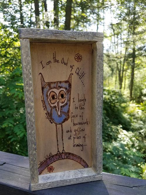 Chill Owl