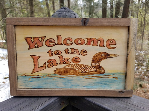 Welcome to the Lake Loon