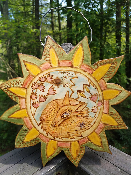 Fox Sunburst