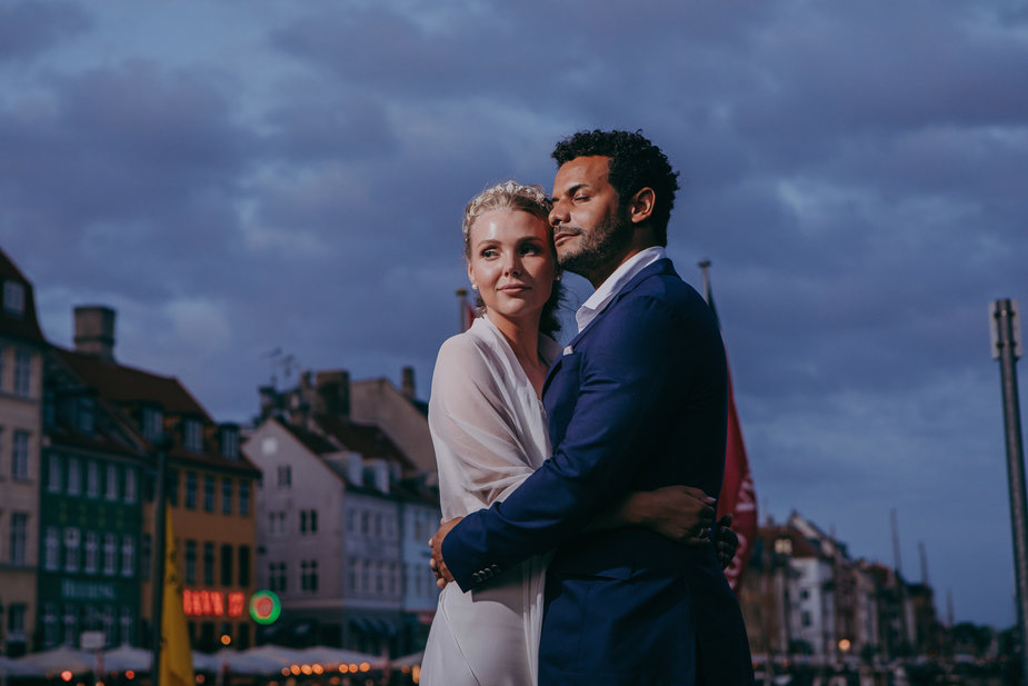 Professionel Bryllupsfotograf Wonderful Weddings - Phillipe og Mile