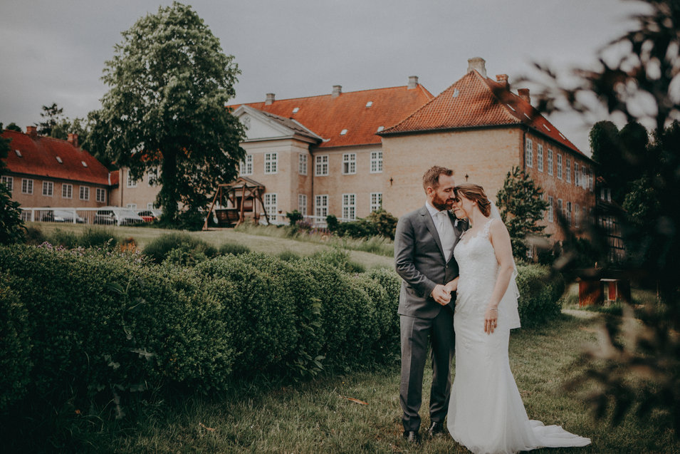 Bryllupsfotograf Wonderful Weddings Nikola Majkic Sjælland