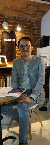 Wang Chien Min, 寵物先生