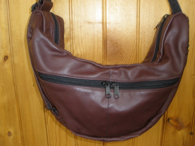 wine leather, conceal carry